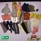 マテル 日本製 バービー ケン 人形 衣装 まとめて / ビンテージ
