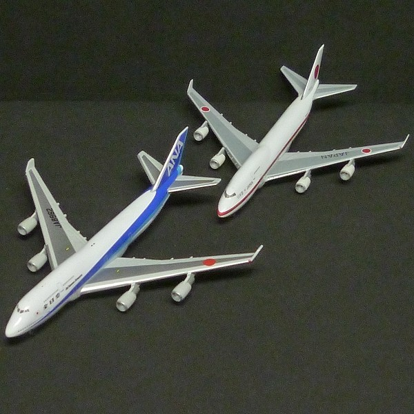 ヘルパ 空自 B747-400 ANA 777-200 スカイマーク767-300他_3