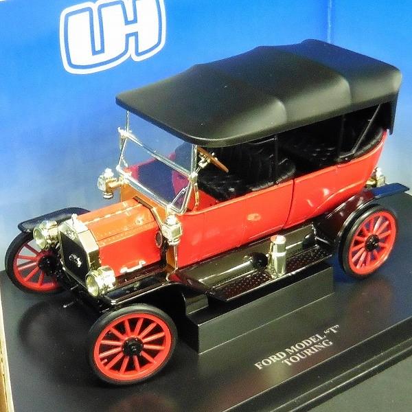 UH 1/18 フォード モデル T ツーリング /ユニバーサルホビー_2