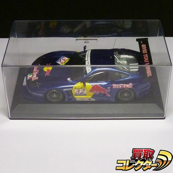 MGモデル 1/18 フェラーリ 550GT FIA 2002 マラネロ レッドブル