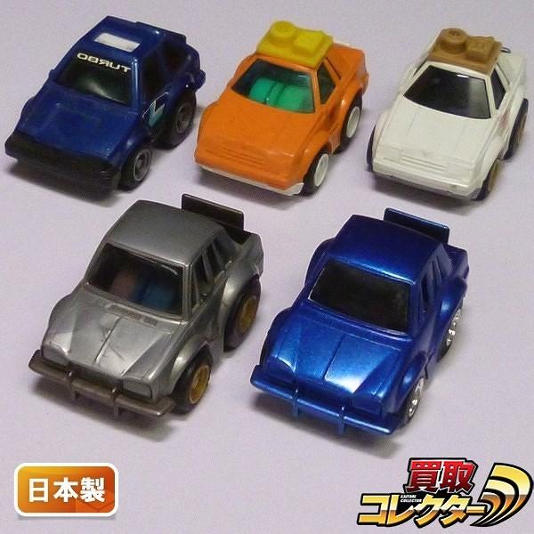チョロQ A-42 セリカ GT-T 2種 A-74 スカイライン GT-R他 日本製