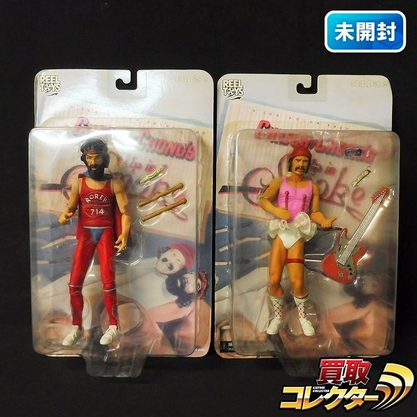 REEL TOYS CHEECH&CHONGS up in Smoke / チーチ&チョン