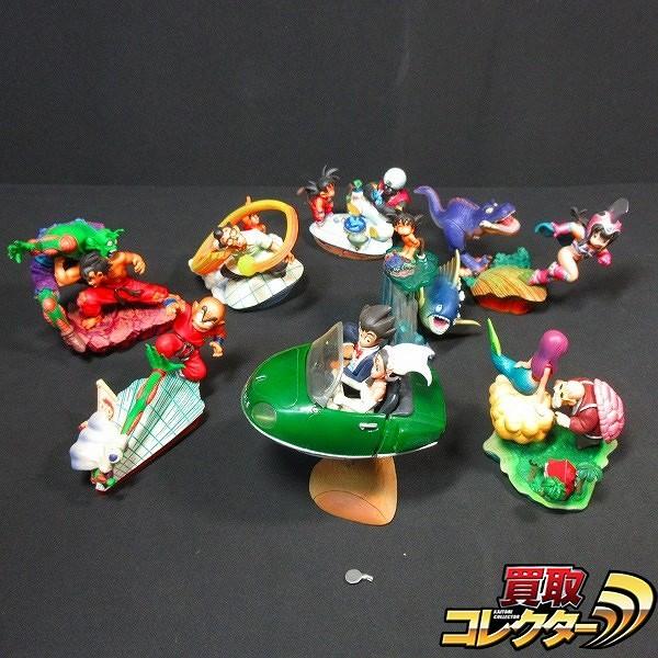 ドラカプ マジュニアの脅威編 彩色版 全7種+ボーナスフィギュア