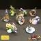 ドラカプ ドラゴンボール クロニクル編 彩色版 全7種+ボーナス