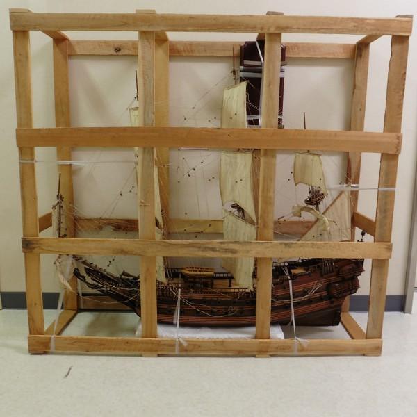 ハンドクラフト 木製帆船模型 WASA / ヴァーサ スウェーデン