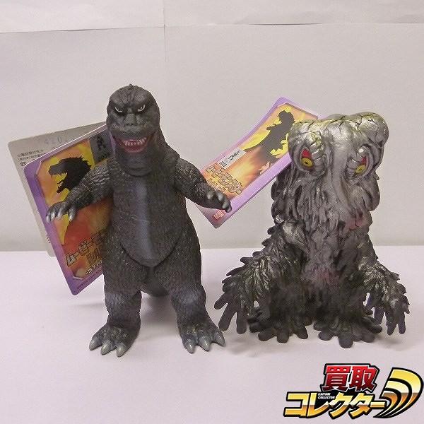ムービーモンスターシリーズ ゴジラ1968 ヘドラ / 東宝 2006