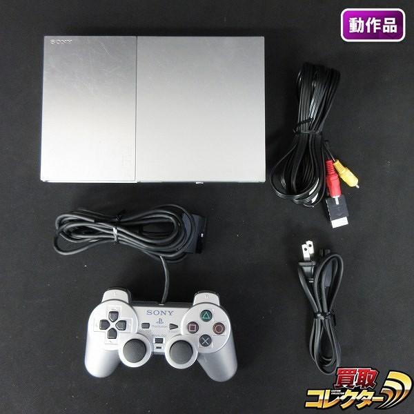 PS2本体 シルバー SCPH-90000 プレイステーション2_1