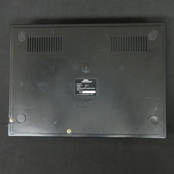 ネオジオ本体 NEO・GEO コントローラー メモリーカード / SNK_3