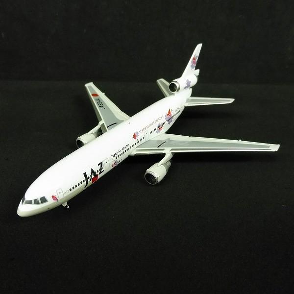 1/400スケール JAZ DC-10-40 JA-8544 飛行機 模型_3