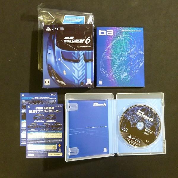 PS3 ソフト 大量 限定版 グランツーリスモ 5 6 大神 他 計13本_3