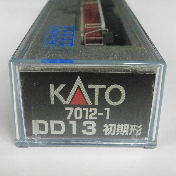 KATO 7012-1 国鉄 DD13 初期形 ディーゼル機関車 Nゲージ_2