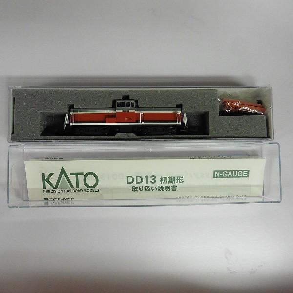 KATO 7012-1 国鉄 DD13 初期形 ディーゼル機関車 Nゲージ_3
