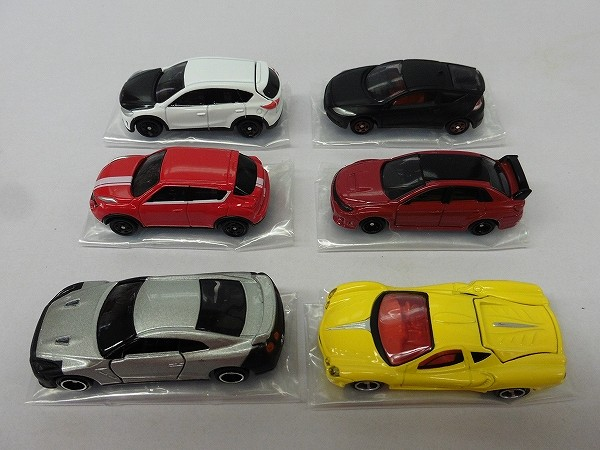 トミカ トイズドリーム TDP あこがれの名車セレクション4 全6種_2