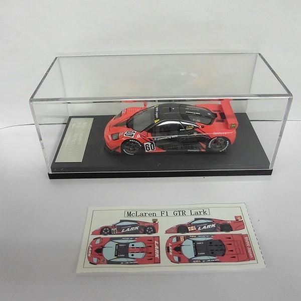 エブロ hpi 1/43 マクラーレン F1 GTR ラーク 1996 JGTC #60_3
