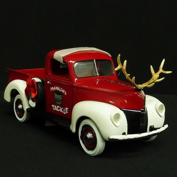 FM 1/24 1999 クリスマストラック /1940 フォードピックアップ_3