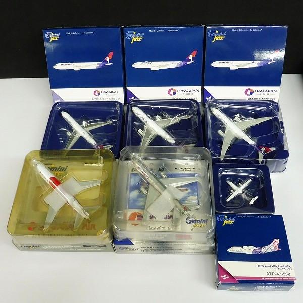 Gemini Jets 1/400 ハワイアン航空 B767-300ER A330-200 他_2