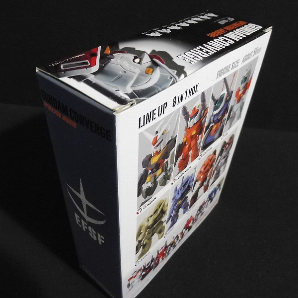 FW ガンダム コンバージ オペレーションジャブロー 8IN1BOX_3