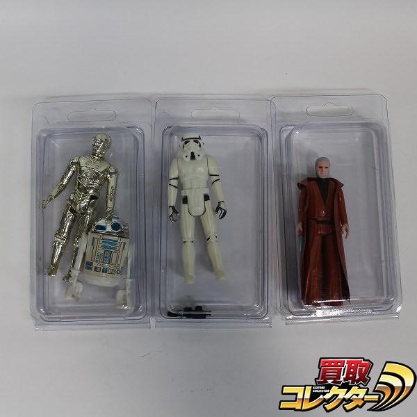 オールドケナー STARWARS オビワン R2-D2 C3PO