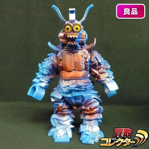 アーク ガルバン ソフビ / キャプテンウルトラ 磁石怪獣
