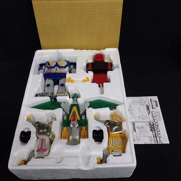 星獣戦隊ギンガマン DX 超合金 星獣合体 ギンガイオー_2