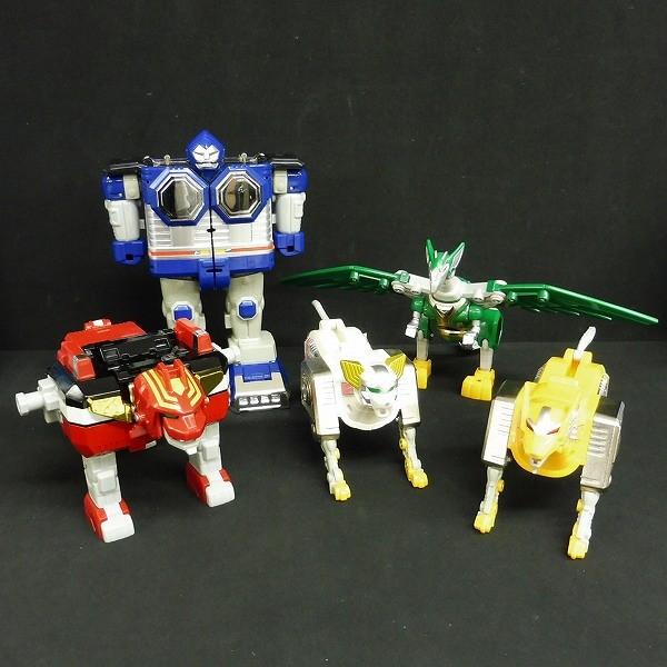 星獣戦隊ギンガマン DX 超合金 星獣合体 ギンガイオー_3