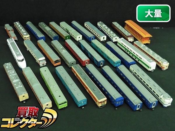 Nゲージ DD51 モハ484 クハ181 キハ103 他 / 動力車 含む