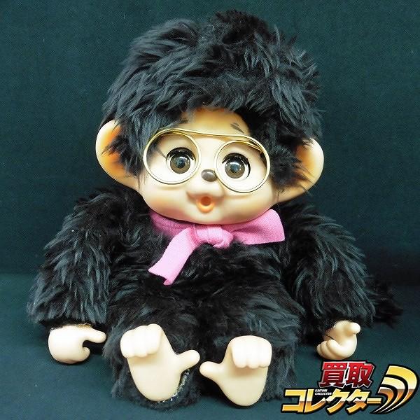 TOHO まごころの人形 大助 32cm スリープアイ 眼鏡 / モンチッチ