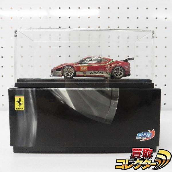 BBR 1/43 フェラーリ F430 GT LMGT2 24h ル・マン 2010 #96