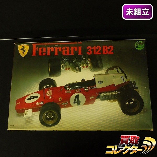 PROTAR プロター 1/12 フェラーリ 312 B2 / Ferrari プラモデル