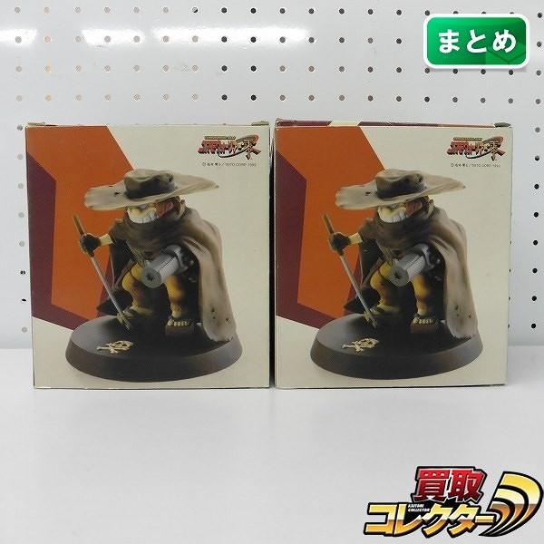 ALPHA スタチュー コスモウォーリアー零 トチロー 2種 / 松本零士