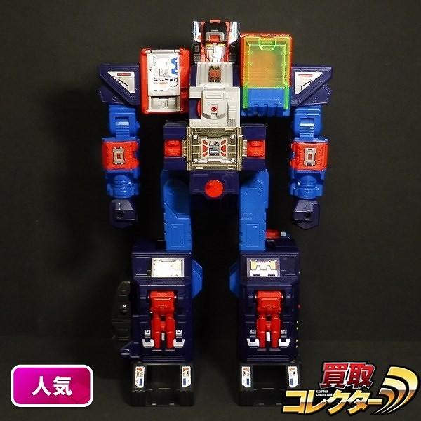 TF カーロボット サイバトロンシティー ブレイブマキシマス