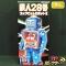 50台限定 大阪ブリキ 鉄人28号 コックピット ロボットⅡ /黒