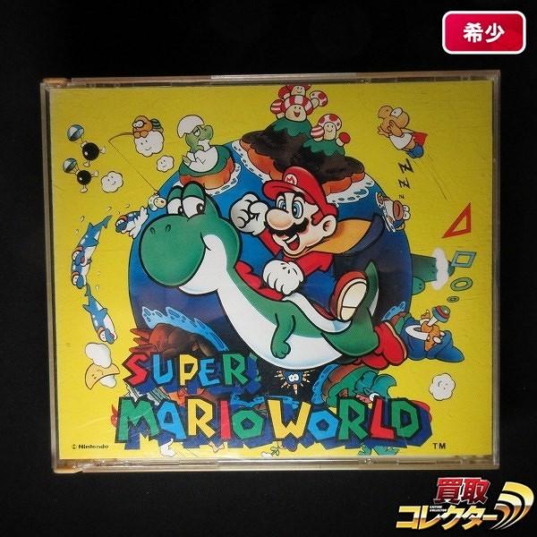 サウンドトラック スーパーマリオワールド / サントラCD
