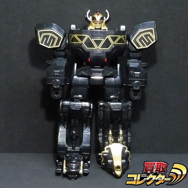 ジュウレンジャー 進化合体 DX大獣神 ブラックバージョン