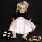 リボーンドール 女の子 布ボディ 約60cm / Reborn Doll