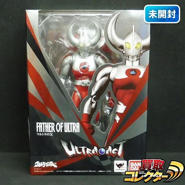 バンダイ ULTRAACT ウルトラの父 / ウルトラマンエース