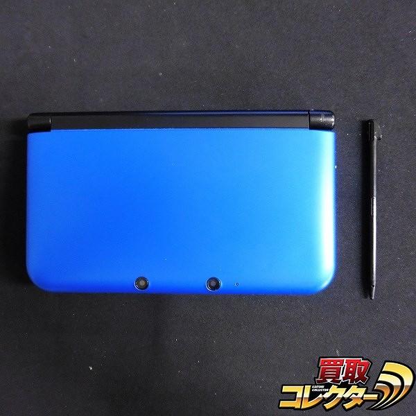 ニンテンドー3DS LL ブルーxブラック 本体 / Nintendo 任天堂