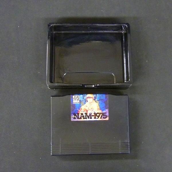 ネオジオ ソフト 箱有 ナムー1975 NAM-1975 SNK NEO GEO_2
