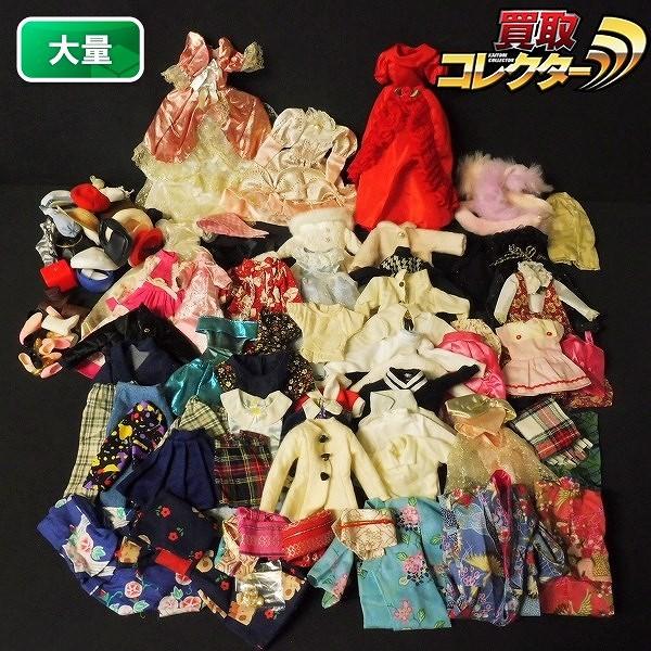1/6サイズ ドール服まとめて 靴 小物 ドレス 浴衣 他_1