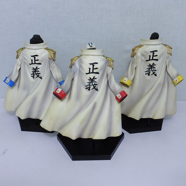 DX海軍フィギュア Dの称号 BROTHER HOOD ルフィ エース 青雉 他_3