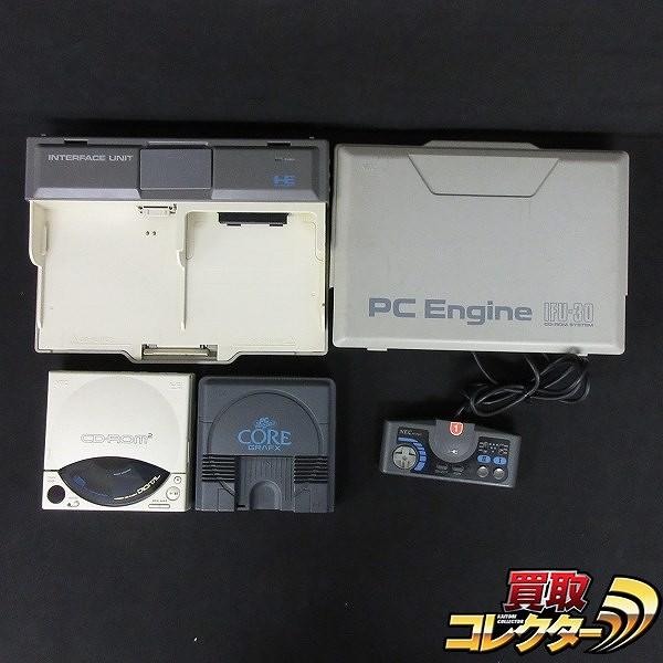 PCエンジン CD-ROM インターフェイス コアグラフィックス