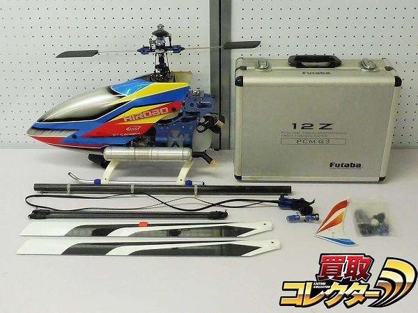 ヒロボー エンジン式ラジコンヘリ / 12ZH R5114DPS GY701