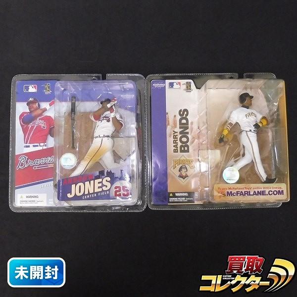 マクファーレン MLB パイレーツ ボンズ アンドリュー ジョーンズ