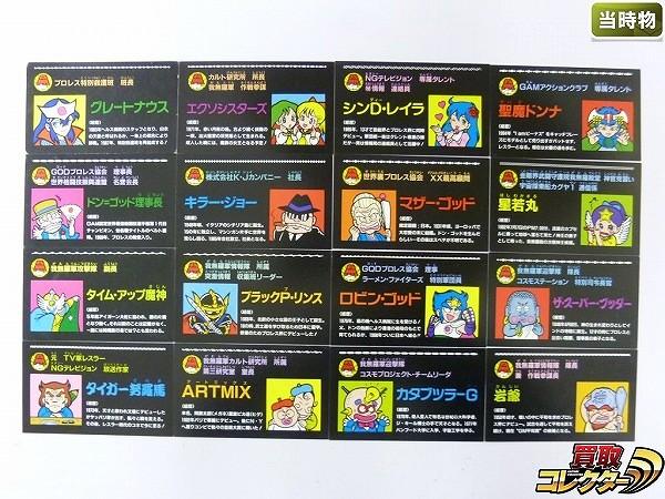 ガムラツイスト スペシャルマッチ 21st 軍団員 ID カード 16枚