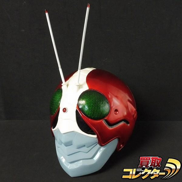 仮面ライダーV3 NEXT版 1/1 レプリカマスク / 東映