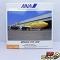 全日空商事 1/400 B747-400 ピカチュウジェット ANA NH40010