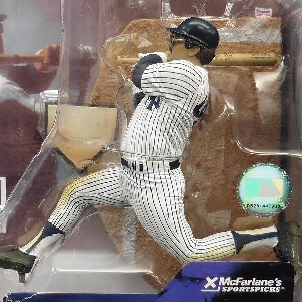 マクファーレン MLB ヤンキース ベーブ・ルース 他_3
