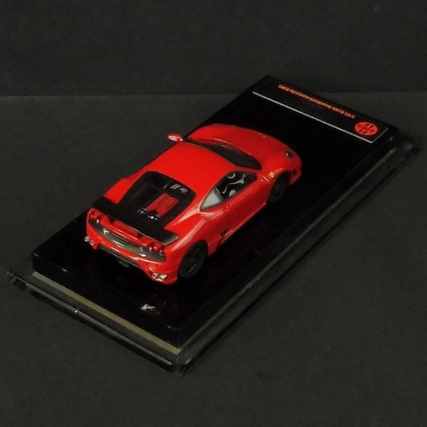 AIMS Models 1/43 フェラーリ F430 Veilside 11/99 レッド 赤_3