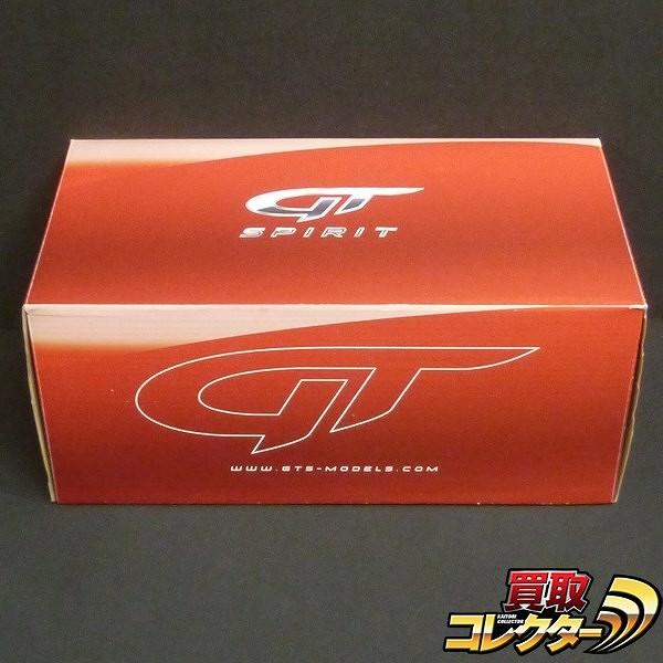 1000台限定 GT SPIRIT 1/18 BMW 435i ホワイト 白