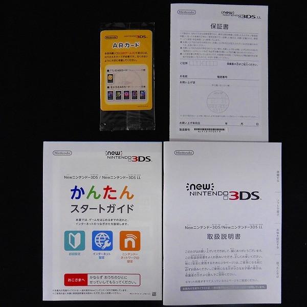 New ニンテンドー3DS LL 本体 パールホワイト / 任天堂_3